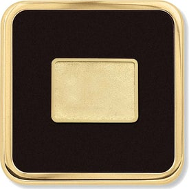 Brass Square Coaster Weight Coaster for Marketing