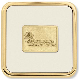 Customized Brass Square Coaster Weight Coaster