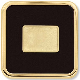 Brass Square Coaster Weight Coaster for Your Organization