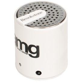 Personalized Brookstone Cool Vibes Mini Speaker