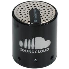 Brookstone Cool Vibes Mini Speaker