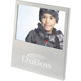 """Brushed Aluminum Frame (4"""" x 6"""")"""