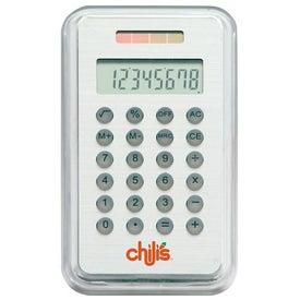 Brushed Metal Calculator