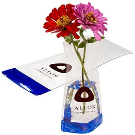 Personalized Bud Flexi-Vase