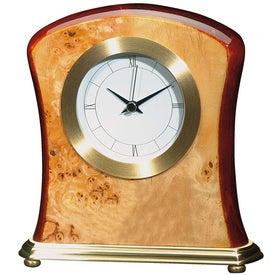 Logo Burlwood Clock
