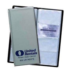 8-View Business Card File