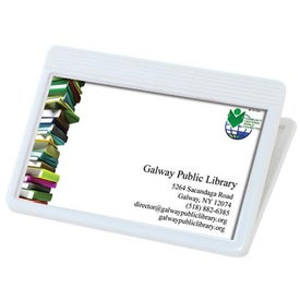 Business Card Magnet Clip for Your Church