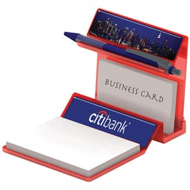 Translucent Business Card Holder for Customization