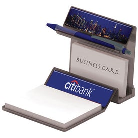 Custom Translucent Business Card Holder
