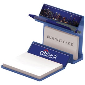 Translucent Business Card Holder