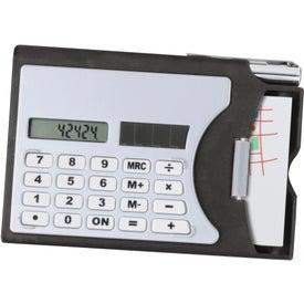 Calculator/Business Card Holder for Promotion