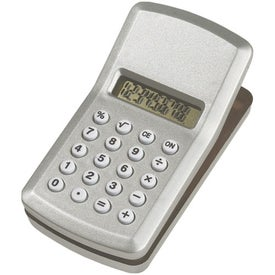 Calculator Clip for Advertising