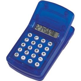 Promotional Calculator Clip