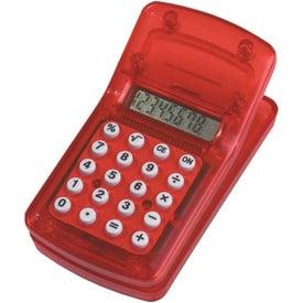 Customized Calculator Clip