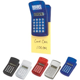 Calculator Clip for Your Company