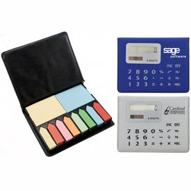 Calculator Note Caddy