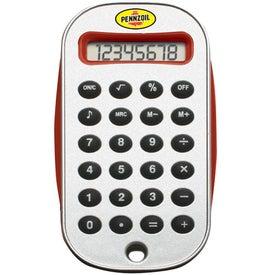 Calculator On A Lanyard for Customization