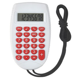 Advertising Calculator On A Rope