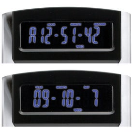Calculator With Illuminated Display for Marketing