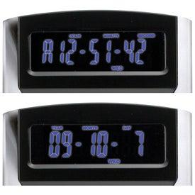 Calculator With Illuminated Display for Marketing