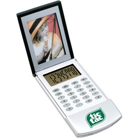 Calculator With Photo Frame Giveaways