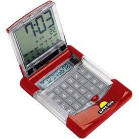 Logo Calculator with Swivel Display