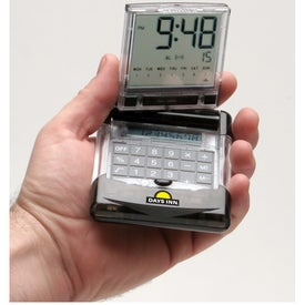 Calculator with Swivel Display with Your Logo