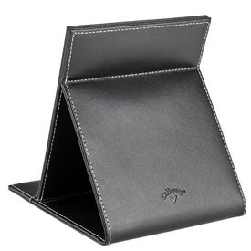 Customized Callaway Leather Fold Up Picture Frame