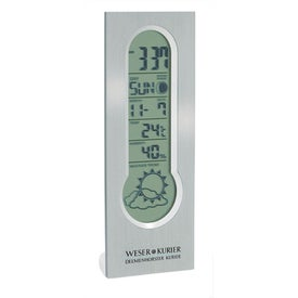 Calore Digital Clock Calendar and Weather Center