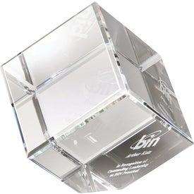 Canto II Corner Block Award (Large)