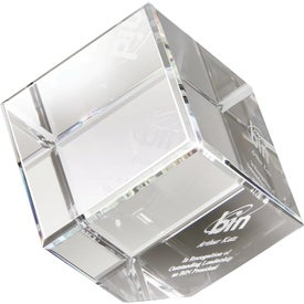 Canto II Corner Block Award (Large)