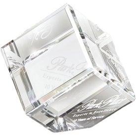 Canto I Corner Block Award (Small)