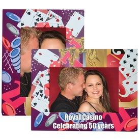 Casino Paper Easel Frame