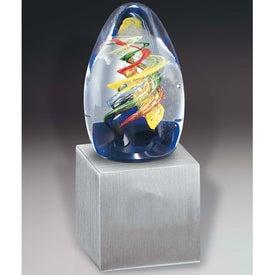 Glass Cassiopeia Award for Your Comp