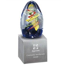 Glass Cassiopeia Award