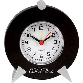 Custom Cats Meow Desk Clock