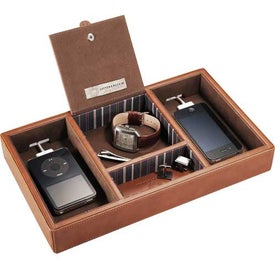 Logo Cutter & Buck Legacy Valet And Charging Station