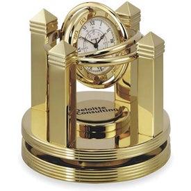 Celestial Clock - Gold