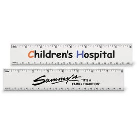 Chairman's Eight-Inch Ruler