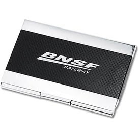 Chrome Plated Card Case