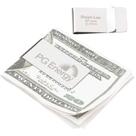 Custom Chrome Money Clip