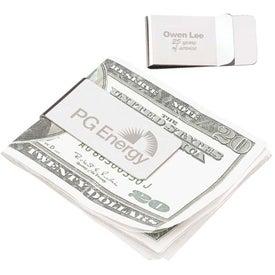 Custom Chrome Money Clip