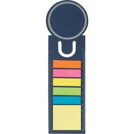 Promotional Circle Shape Bookmark