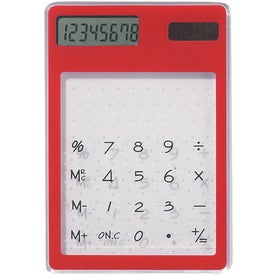 Clear Solar Calculator for Promotion