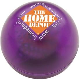Advertising Clip Dispenser Ball