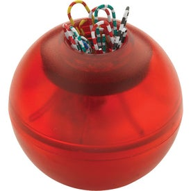 Clip Dispenser Ball for Promotion