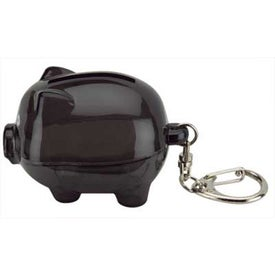 Clip On Mini Pig Money Bank for Your Church