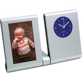 Personalized Clock Picture Frame