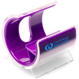 The Coloma Cell Phone Holder for Advertising