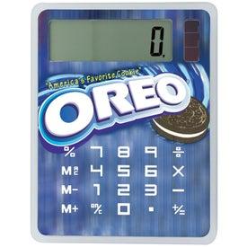 Monogrammed 4-Color Calculator